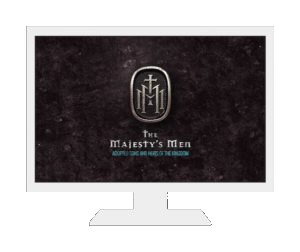 the majesty's men themajestysmen website blog community shop elsewhere graphic